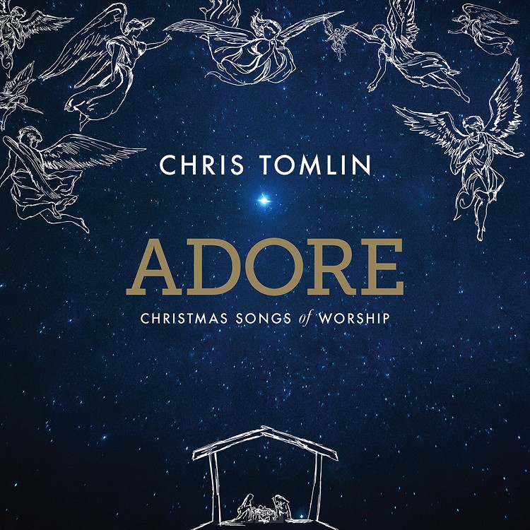 Adore: Christmas Songs Of Worship (CD)