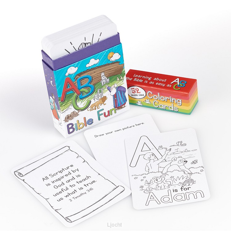 ABC Bible Fun - For Kids