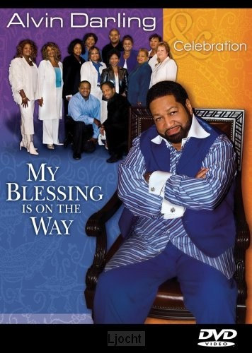 My blessing is on the way dvd