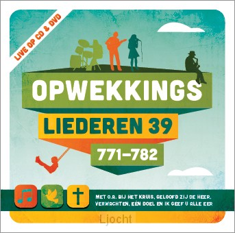 Opwekking 39 cd/dvd  (771-782)