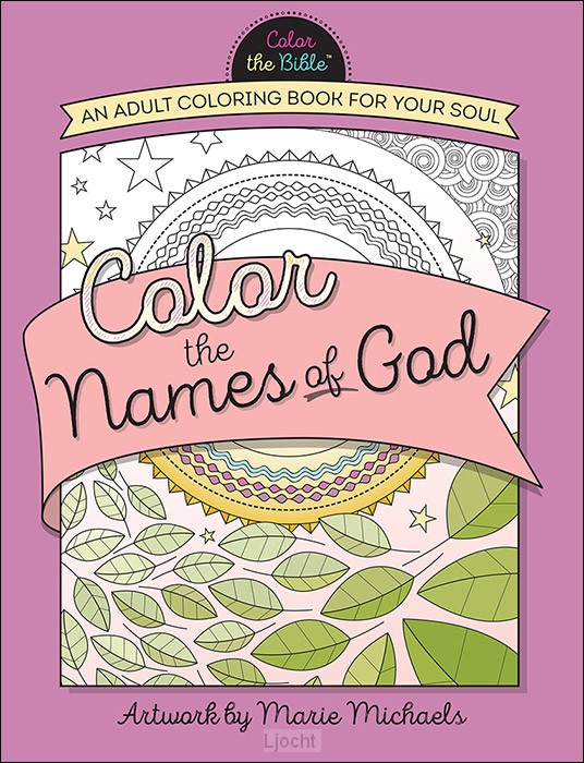 Color the names of God