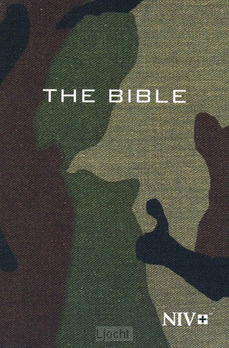 NIV compact bible camouflage softcover